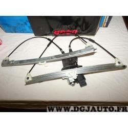 Leve vitre electrique avant moteur porte avant gauche Doga 100603 pour renault laguna 2 II partir de 2002