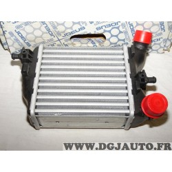 Echangeur radiateur intercooler air turbo compresseur Jdeus RA8111300 pour fiat 500 abarth 1.4 turbo essence