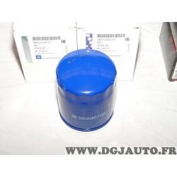 Filtre à huile Opel 55496755 pour opel adam astra K corsa E insignia A B karl mokka chevrolet camaro corvette C7 essence