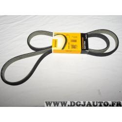 Courroie accessoire Continental 6DPK1817 pour BMW serie 1 3 116D 118D 120D 123D 318D 320D 325D 330D X1 X3 E81 E82 E87 E88 E90 E9