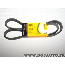 Courroie accessoire Continental 7PK1453 pour BMW serie 7 E38 740D diesel