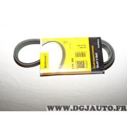 Courroie accessoire Continental 6PK869 pour citroen berlingo jumpy xsara fiat scudo peugeot 206 306 expert partner renault 19 21