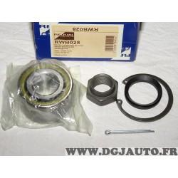 Kit roulement de roue arriere Requal RWB028 pour citroen AX saxo peugeot 106