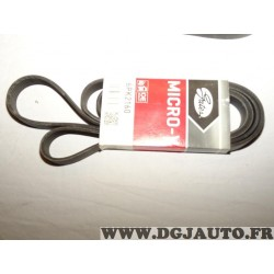 Courroie accessoire Gates 6PK2160 pour BMW E60 E61 E63 E64 E65 E66 E67 hyundai ix35 kia cerato mazda 6 MX5 mercedes W202 W638 vi