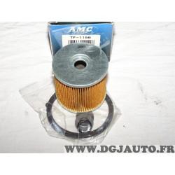 Filtre à carburant gazoil AMC filter TF-1156 pour toyota land cruiser J40 J50 J60 J70 nissan patrol K160 W160 D21 3.0D 3.2D 3.4D