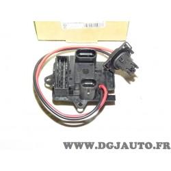 Resistance pulseur air chauffage ventilation Valeo 515086 pour renault clio 2 II
