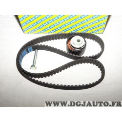 Kit de distribution galet + courroie SNR KD452.19 pour ford transit 3 4 III IV 2.5DI 2.5TD 2.5 DI TD diesel