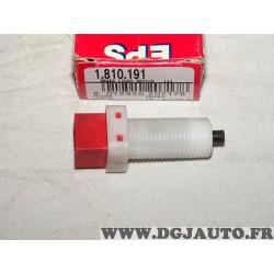 Contacteur interrupteur feux de freins EPS 1.810.191 pour peugeot 406