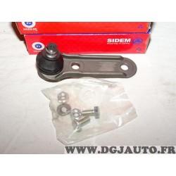 Rotule triangle bras de suspension Sidem 5780 pour renault 21 R21