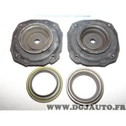 Lot 2 butées amortisseur de suspension avant SKF VKDA35603T pour renault 21 R21