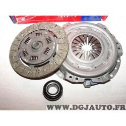 Kit embrayage disque + mecanisme + butée AP KT6281 pour fiat cinquecento palio panda 2 II punto 1 2 I II seicento siena uno lanc
