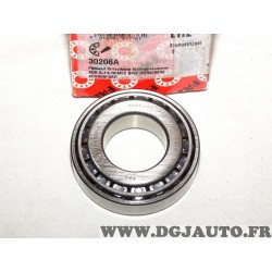Roulement de roue 30x62x17.25 FAG 30206A pour alfa romeo