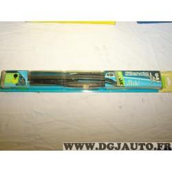 Lot 2 balais essuie glace silencio 400mm attache standard Valeo U41