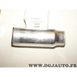 Filtre deshydrateur bouteille climatisation Receiver drier 76203 10420 à identifier ???