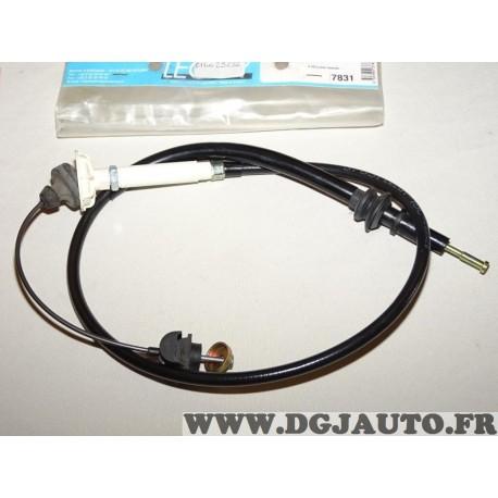 Cable embrayage Lecoy 7831 pour volkswagen transporter T4 essence et diesel