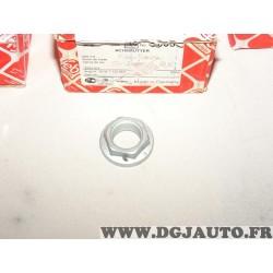 Ecrou roulement de roue Febi 04056 pour BMW serie 3 E30 316 318 320 323 essence 324D 324TD diesel