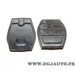 1 Semelle couvre pedale frein Febi 12021 pour renault 19 R19 clio 1 espace 1 super 5 twingo