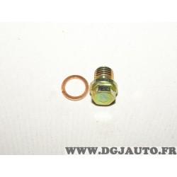Bouchon vidange carter huile Febi 12341 pour mercedes 190 W201 classe C E G ML R S CLK CKS GL GLC GLE GLS SL T1 T2 W115 W123 W12