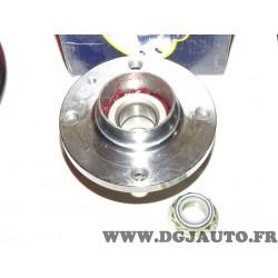 Moyeu roulement de roue arriere Wheel K1257 pour seat arosa cordoba ibiza 2 3 II III volkswagen lupo polo 3 III avec ABS