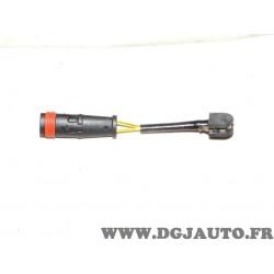 Contacteur temoin usure plaquettes de frein arriere Hitec H8865 pour mercedes sprinter W906 volkswagen crafter