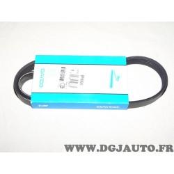 Courroie accessoire Dayco 5PK800 pour alfa romeo 155 164 citroen ZX berlingo peugeot 306 partner