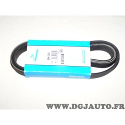 Courroie accessoire Dayco 6PK1300 pour nissan prairie M11 ford cmax C-max focus 2 II mazda 3 BK volvo S40 V50