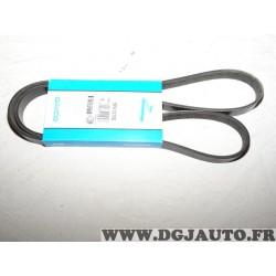 Courroie accessoire 5PK1310S 5PK1310 pour mercedes classe A B C SL W169 W245 W204 R230