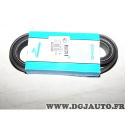 Courroie accessoire 6PK1570 pour audi A4 A6 BMW E34 serie 5 chrysler 300 ford galaxy kia carnival seat exeo