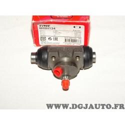 Cylindre de roue frein arriere gauche montage TRW TRW BWH134 pour renault 9 11 14 18 21 R9 R11 R14 R18 R21 fuego super 5 express