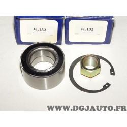 1 Kit roulement de roue avant Wheel K.132 pour ford escort 5 6 7 V VI VII fiesta 2 3 4 II III IV ka orion puma
