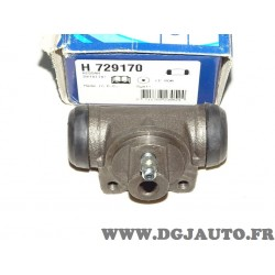 Cylindre de roue frein arriere montage bendix Hitec H729170 pour nissan primera P11 dont break WP11
