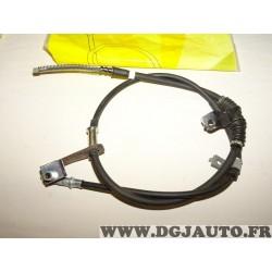Cable de frein à main arriere gauche Triscan 814042160 pour mitsubishi pajero V20 K70 K90