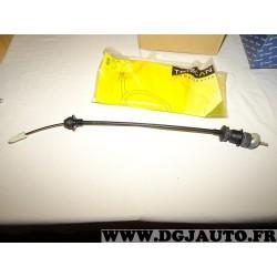 Cable embrayage Triscan 814038234 pour citroen ZX 1.1 1.4 essence 1.4D 1.5D 1.4 1.5 D diesel