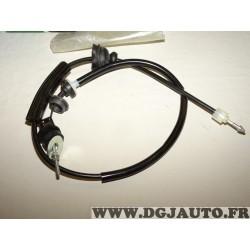 Cable embrayage Maurice Lecoy 2252 pour peugeot 405 1.6 1.8 2.0 essence 1.9D 1.9 D diesel