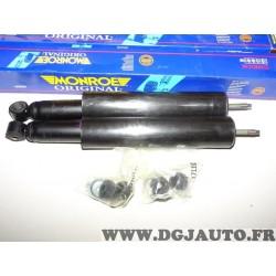 Paire amortisseurs suspension arriere Monroe R3702 pour renault 5 14 R5 R14