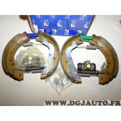 Kit frein arriere prémonté montage lucas Requal RSK127 pour citroen C25 peugeot J5 fiat ducato