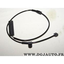 Contacteur capteur temoin usure plaquettes de frein arriere TRW GIC117 pour BMW serie 5 7 E38 E39