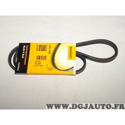 Courroie accessoire Continental 3PK1000 pour fiat punto 1 1.4GT 1.4 GT essence nissan 300ZX 3.0 turbo