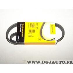 Courroie accessoire Continental 5PK675 pour alfa romeo 164 ford fiesta 4 IV mazda 121 626
