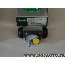 Cylindre de roue frein arriere droit montage bendix LPR 4873 pour citroen ZX