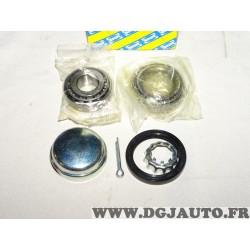Kit roulement de roue arriere SNR R157.12 pour audi 80 90 100 200 A4 A6 seat inca volkswagen caddy 1 2 I II