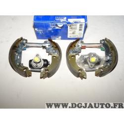 Kit frein arriere prémonté 180x32mm Requal RSK093 pour ford fiesta 4 IV