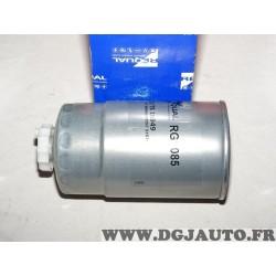Filtre à carburant gazoil Requal RGF085 pour alfa romeo 147 156 1.9JTD 1.9 JTD 140CH diesel