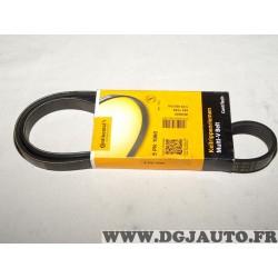 Courroie accessoire Continental 5PK1060 pour audi A3 Q3 TT kia clarus lancia dedra mazda 626 mitsubishi colt 5 V galant 7 VII la