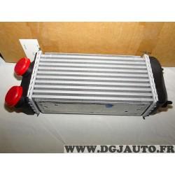 Radiateur intercooler echangeur air turbo compresseur Hella 8ML376723-561 pour peugeot 206 1.6HDI 2.0HDI 1.6 2.0 HDI diesel