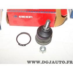 Rotule triangle bras de suspension Sidem 47180 pour honda accord CB CC CD CE CF rover 618 620 623