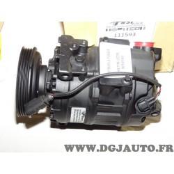 Compresseur de climatisation First A/C 111593 45810 pour audi A4 A6 1.9TDI 1.9 TDI diesel de 2000 à 2005