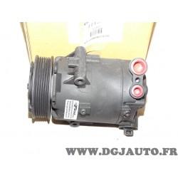 Compresseur de climatisation First A/C 111275 45492 pour opel astra G H meriva A zafira B 1.6 1.8 essence
