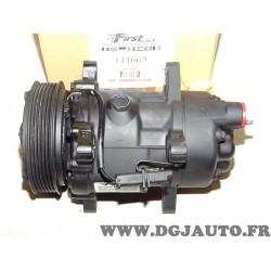 Compresseur de climatisation First A/C 111663 45880 pour peugeot 206 307 1.9D 1.9 D 2.0HDI 2.0 HDI diesel