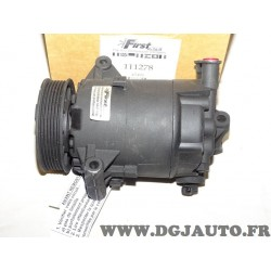 Compresseur de climatisation First A/C 111278 45495 pour opel astra H zafira B 1.7CDTI 1.7 CDTI diesel